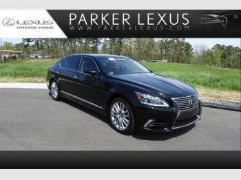 Certified 2015 Lexus Ls 460 L Lexus Ls 460 Lexus Ls Used Lexus