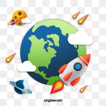 الكون الرياح ثلاثي الأبعاد صاروخ قطع الورق الصواريخ الكوكب المنطاد الفضاء الخارجي Png وملف Psd للتحميل مجانا Creative Graphic Design Creative Illustration Free Graphic Design