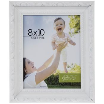 White Raised Composition Wood Wall Frame 8 X 10 In 2020 Frames On Wall Frame Frame Shop