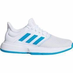 Adidas Damen Tennisschuhe Gamecourt Grosse 41 In Silber Adidasadidas In 2020 Womens Tennis Shoes Sneakers Adidas Women
