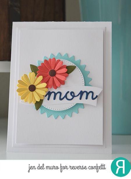 9 Mom Birthday Cards Ideas Birthday Cards Cards Inspirational Cards