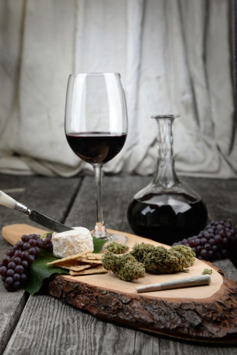 Portland Just Hosted a Local Wine and Weed Pairing