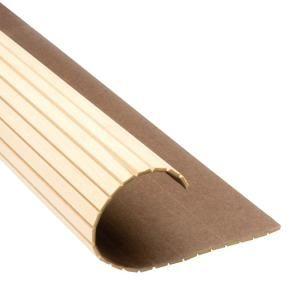 Pole Wrap Paintable Mdf Cap Base Set 3 1 2 In Fits 3 1 2 In Basement Pole 36 06 Basement Remodel