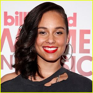 Alicia Keys News, Photos, and Videos | Just Jared | Page 2
