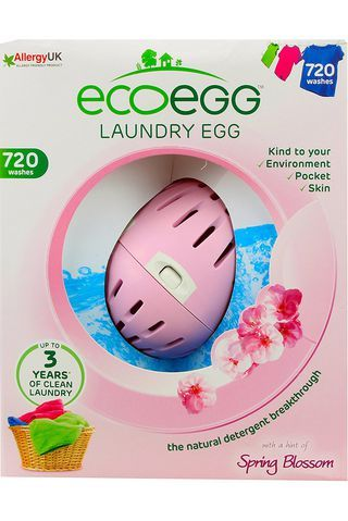 This Egg Can Wash Up To 3 Years Worth Of Laundry No Detergent