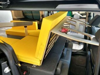 Mil Anuncios Com Mueble Mini Camper Kit Kangoo Berlingo Mini Camper Camper Van Camper