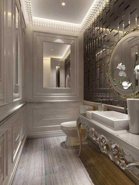 66+ Amazing Public Bathroom Design Ideas http://bedewangdecor.com/66-amazing-public-bathroom-design-ideas/