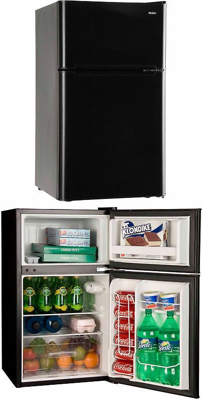 Mini Fridges 71262 Compact 3 2 Cu Ft Refrigerator Mini Freezer 2 Door College Home Office Dorm New Buy I Mini Fridges Refrigerator French Door Refrigerator