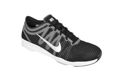 new concept 61e49 eaea5 Nike Sportowe Damskie Nike Czarne Buty Treningowe Nike Air Zoom  Fit 2