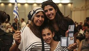 French immigrants coming to Israel in record numbers due to escalating anti-Semitism in France