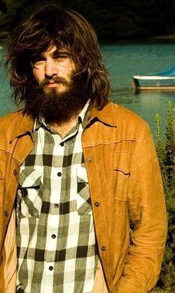 Pin By Loll Gibson On Boys With Beards Hippie Hair Hair Beard Styles Facial Hair