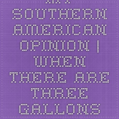 My Southern American Opinion | When there are three gallons of crazy in a two gallon bucket, something's got to change! My sister's great article; she writes about politics, I write about religion and the twain mix, believe it or not!