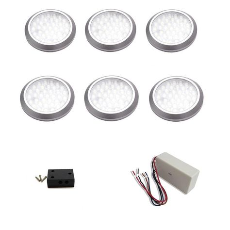 Led Under Cabinet Hard Wired Dimmable