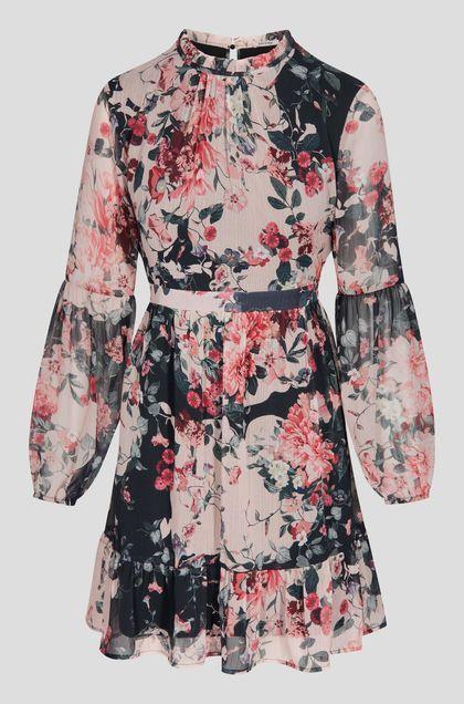 Zwiewna Sukienka W Kwiaty Czarny Lay Fashion Fashion Flatlay Styling