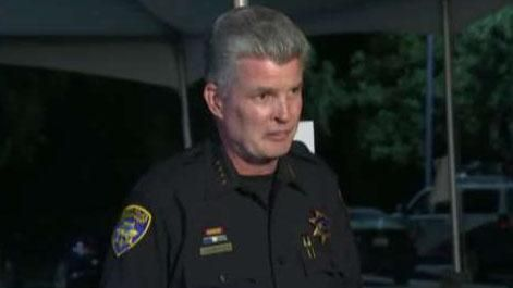 Police Gilroy Shooting Suspect Shot And Killed Search Is On For Second Suspect Authorities Hold News Conference On Shooting At G Gilroy Garlic Festival Police