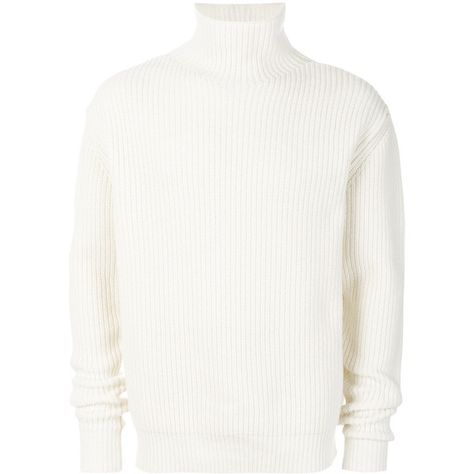 Paura Turtleneck Jumper 210 Liked On Polyvore Featuring Mens