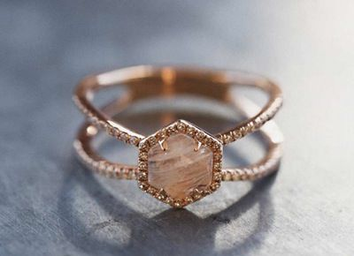 7 NonTraditional Engagement Ring Stones That Are Trending Big