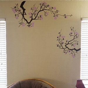 Terielmore36 Added A Photo Of Their Purchase Tree Mural Bedroom