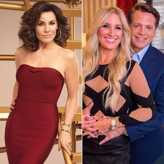 Luann De Lesseps Confirms Bravo Has Added A New Cast Member On Rhony Anthony Scaramucci S Wife Deidre Ball Claims She Was Rejected For Season 12 Housewives Of New York Anthony Scaramucci Rhony