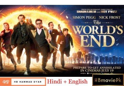 The World's End (2013) Blue-Ray [Hindi + English