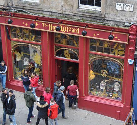 Best Places In Edinburgh For Harry Potter Fans Edinburgh Harry Potter Harry Potter Travel Edinburgh
