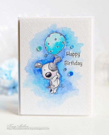 Birthday Card Diy Watercolor Penny Black 23 Super Ideas Diy