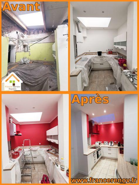 Renovation Complete D Une Extension A Tourcoing Avec Images