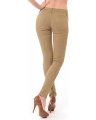 Women/'s Butt Lift Super Comfy Stretch Denim Skinny Casual Jeans Hybrid /& Co