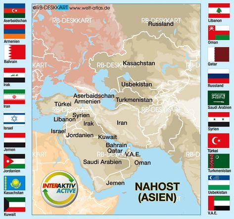 Asien Asia Arabien Saudi Arabien