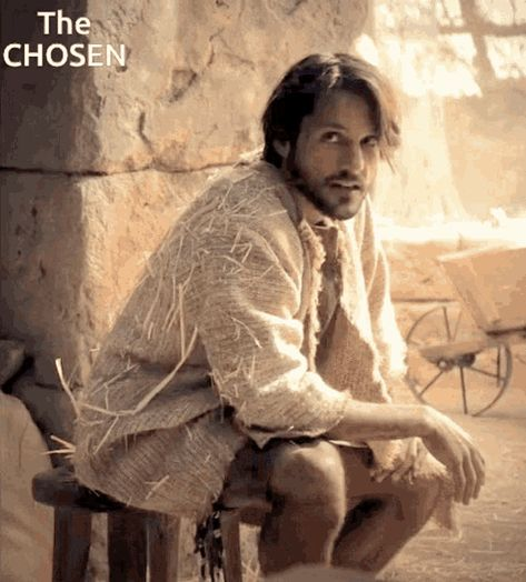 The Chosen The Chosen Tv Series GIF - TheChosen TheChosenTvSeries Simon - Discover & Share GIFs