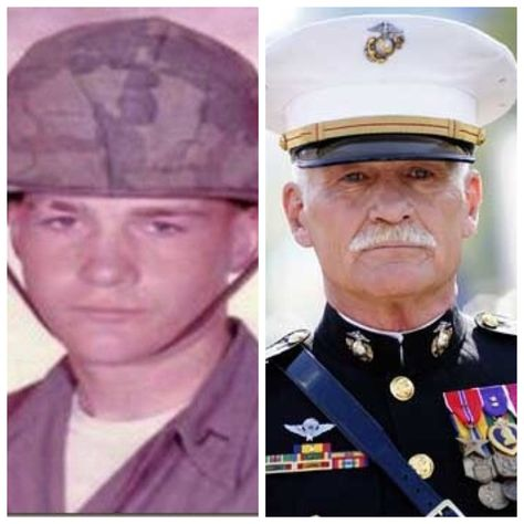 Dale Dye is a actor, consultant and retired Marine Captain who served in Vietnam combat. He worked on Saving Private Ryan and other military films.