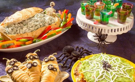Adult Halloween Party Food Ideas Party Food For Adults