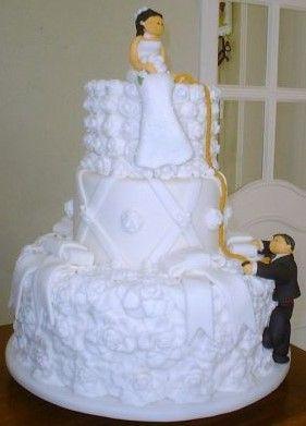 Bolo Casamento Simples 100 Modelos Lindos E Inspiradores Com