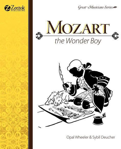 Composer Study Series: FREE Printables, Resources and Ideas: Mozart