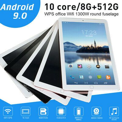 Ebay Link Ad 10 1 Wifi 8g Ram 512g Rom Android 9 0 1080p Gaming Tablet Kids Education Gift In 2020 Kid Tablet Gifted Education Kids Education