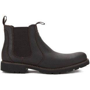 Rockport Street Escape Chelsea Boot Shoes Tenor Brown
