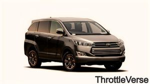 This Is How The Innova Crysta 2020 Look Like In 2020 Toyota Innova Toyota Automotive