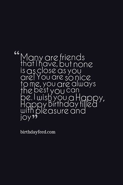 Heart Touching Birthday Wishes For Best Friend 2 Friends Quotes