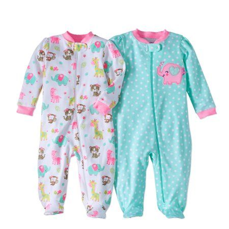 Christmas Newborn 0-3 3-6 Months Sleep suit Baby Girl Boy Play suit Baby Grows