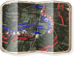 Battle of Chickamauga Facts & Summary | Sonlight Core E | Pinterest