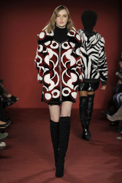 Braschi at Milan Fashion Week Fall 2017 - Runway Photos