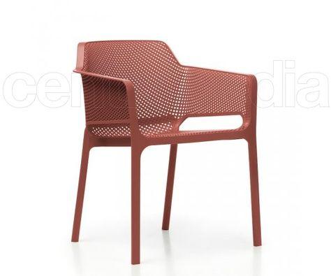 Nardi Sedie In Plastica.Pin Su Sedie Polipropilene Design