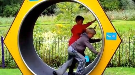 Image Result For Hamster Wheel Playground Equipment Park Equipment Playground Playground Equipment