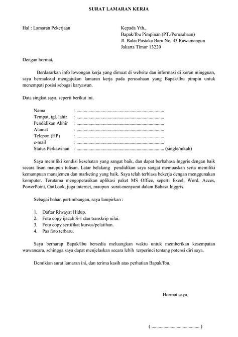 96 Contoh Surat Lamaran Kerja Promotor Hp Oppo