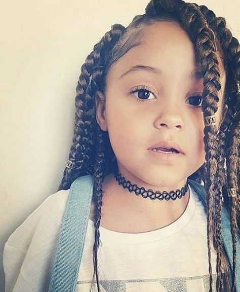 20 Cute Hairstyles for Little Black Girls Cute Hairstyles ...