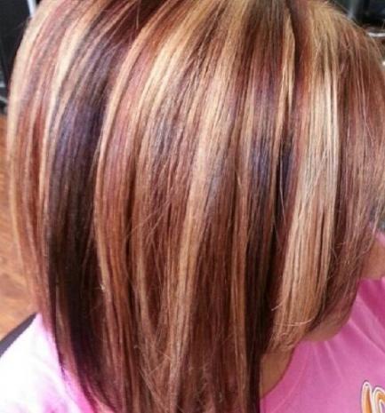 Super Hair Color Copper Highlights 19+ Ideas