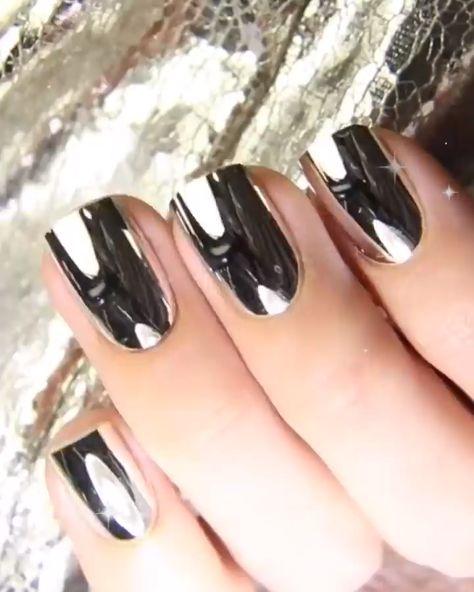 Women's Metallic Nail Polish
