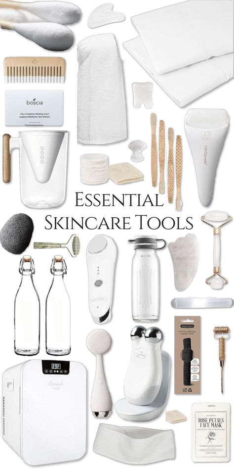 My Favorite Skincare Tools & How to Use Them - Annie Fairfax