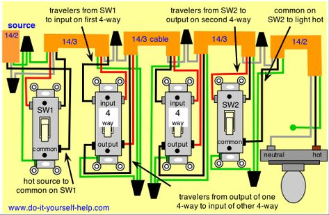 5 Way Light Switch Wiring Diagram Google Search Electrial