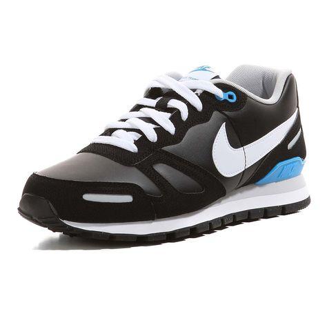 Nike Air Waffle Trainer   Grau Schwarz Wht   Herren